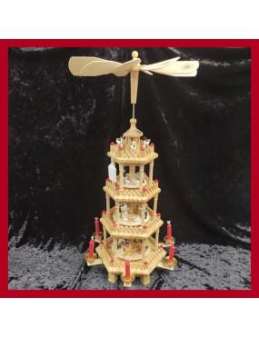 Grand Christmas Pyramid