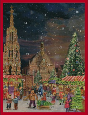 Nürnberg Advent Calendar