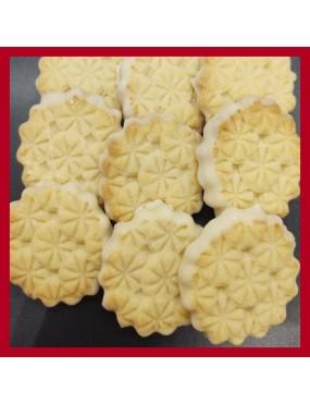 Lemon Butter Cookie