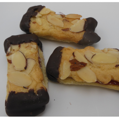 Filled Almond Cookie