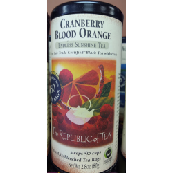 Cranberry Blood Orange