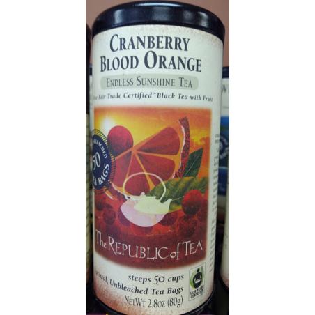 Cranberry Blood Orange