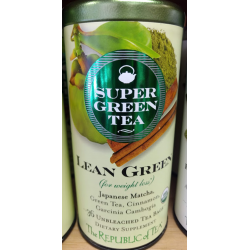 super Green Tea- Lean Green