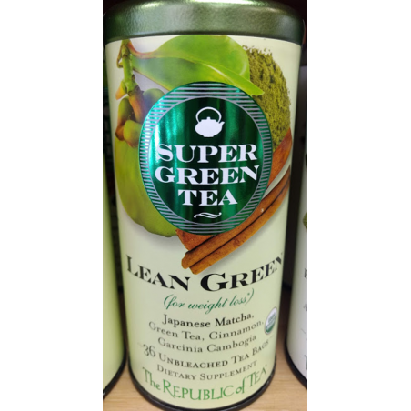 super Green Tea- Lean Green