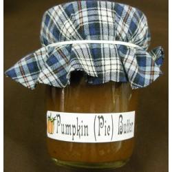 Pumpkin Pie Butter
