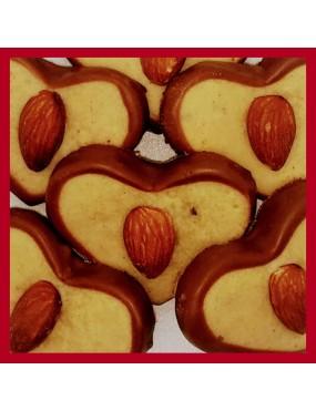 Honigkuchen Herzen