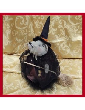 Reba Halloween Rat