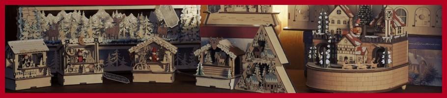Deutsche Weihnachtsdeko