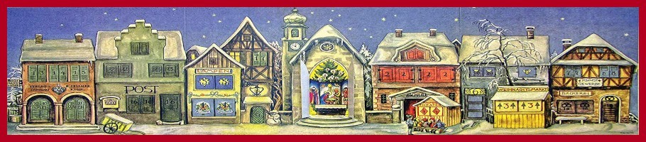Sellmer Advent Calendars and Cards