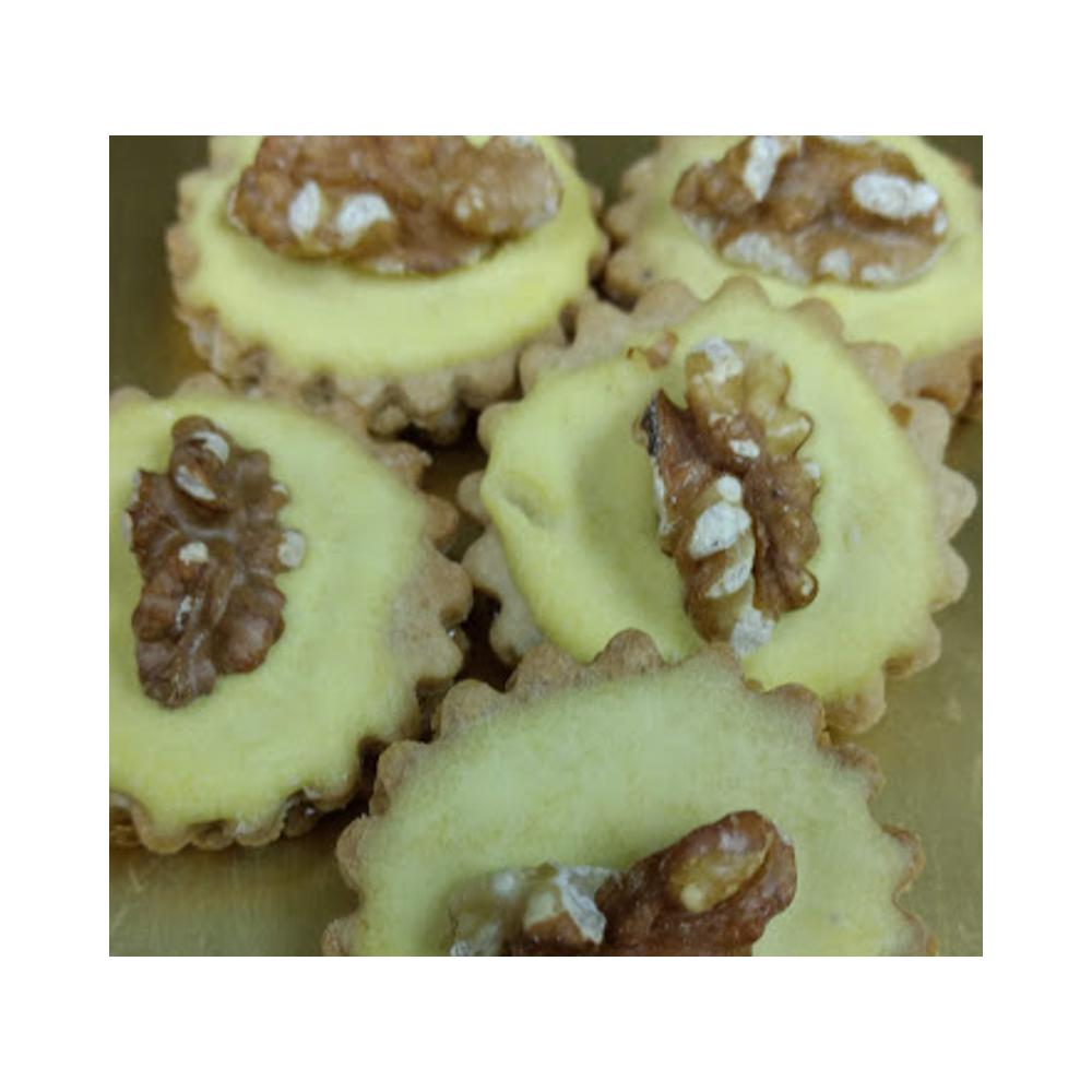 Walnut Orange Cookie