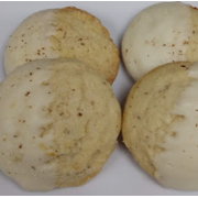 White Chocolate Almond Macaroon