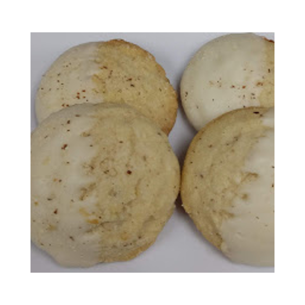 White Chocolate Almond Macaroon
